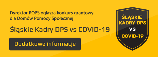 Śląskie Kadry DPS vs COVID-19